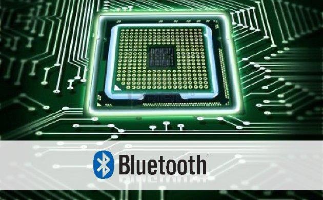 microchip - bluetooth
