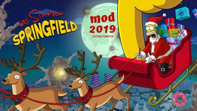Photo of [Actualizado] Los Simpson: Springfield Navidad 2019 (MOD)