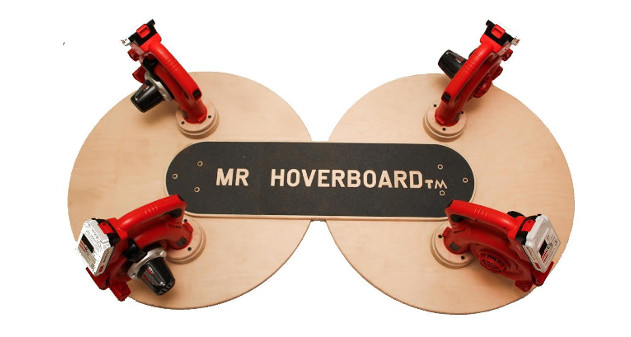 Photo of DIY Hoverboard: ¿una nueva chance para la tabla voladora?