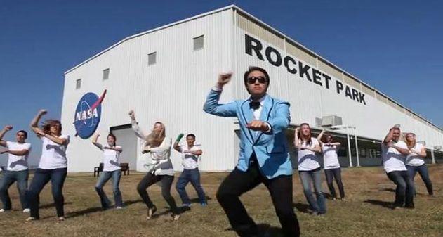 Photo of [Video] La NASA también tiene su versión del Gangnam Style