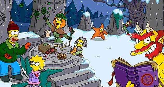 Photo of Actualización de Navidad 2016 de Los Simpson: Springfield (Parte 2)