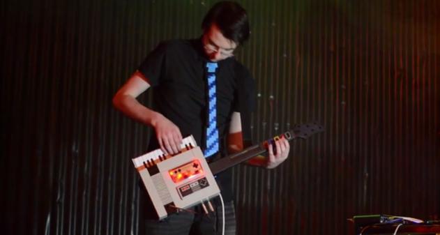 Photo of NESKeytar, un instrumento musical muy geek