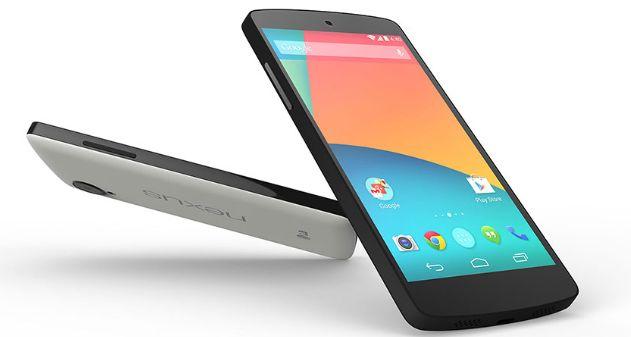 Photo of Google anunció oficialmente el Nexus 5 con Android KitKat