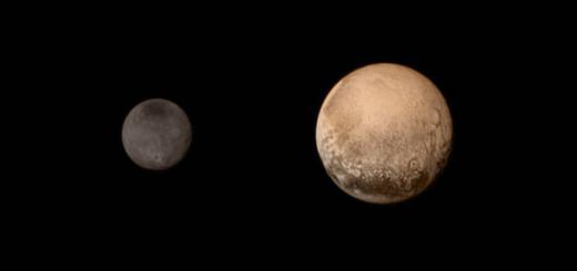 Pluton y Charon (luna)