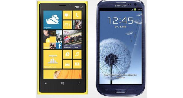 Photo of [Video] Nokia Lumia 920 vs. Samsung Galaxy SIII