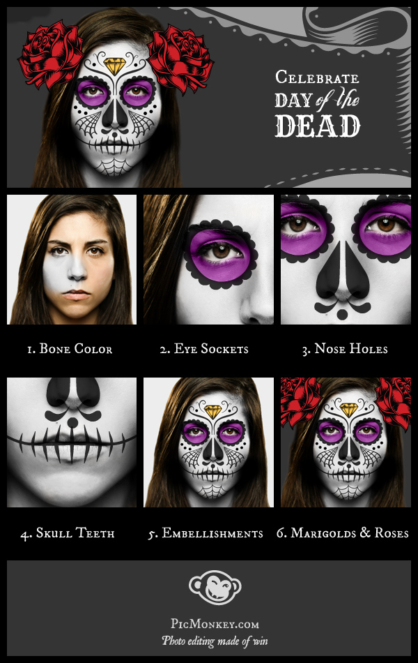 picmonkey_halloween_dayofthedead_yourself_howto