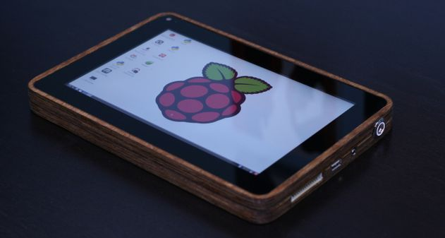 Photo of PiPad, la tablet construída con una Raspberry Pi