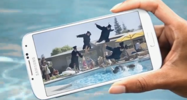 Photo of [Video] Publicidad del Galaxy S4 insinua que el iPhone es viejo