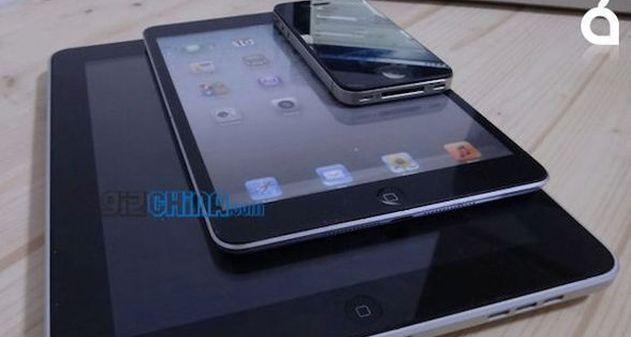 Photo of Más rumores e imagenes filtradas del iPad mini