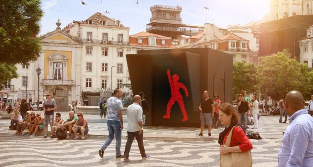 Photo of Por una ciudad más segura: El semáforo bailarín