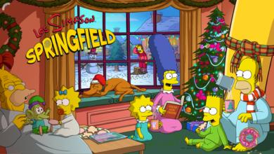 Photo of Los Simpson: Springfield Especial de Navidad 2018
