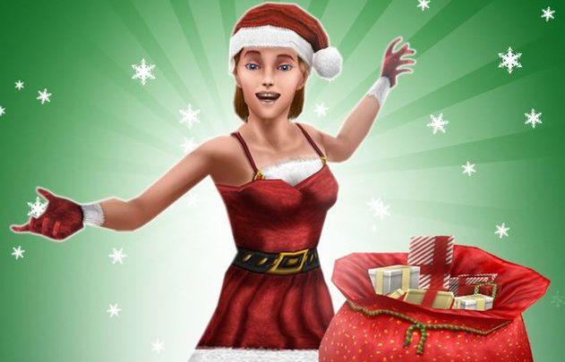 Navidad The Sims Freeplay