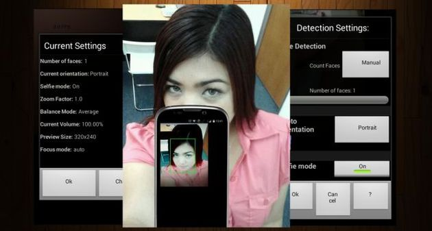 Photo of Cómo tomar 'selfies' perfectas con Smart Selfie