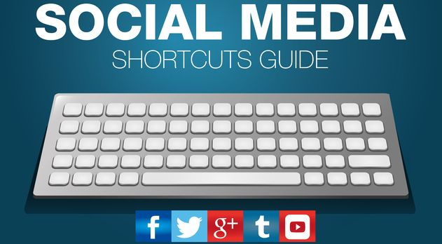 Photo of [Infografía] Combinaciones de teclas de redes sociales 2015