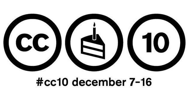 Photo of 10 años de Creative Commons #CC10