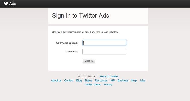 tweets dirigidos - twitter ads