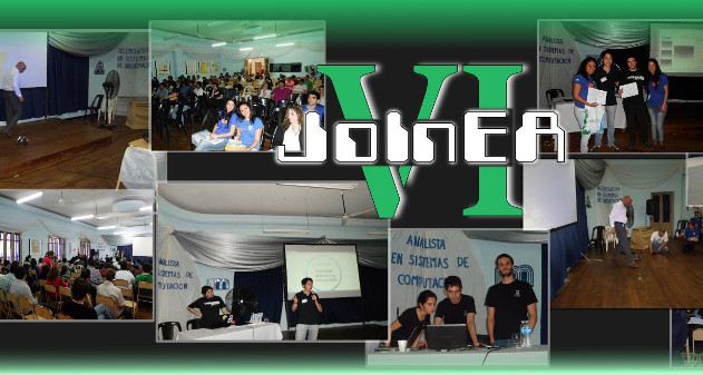 Photo of VI JoInEA: Jornada de Integración, Extensión y Actualización