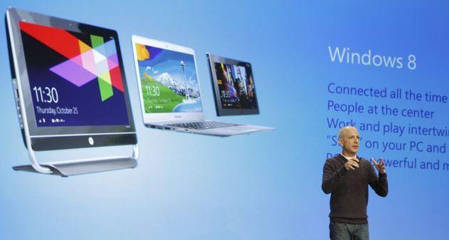 Photo of Windows 8 llega para ofrecer «todo lo que los usuarios necesitan»