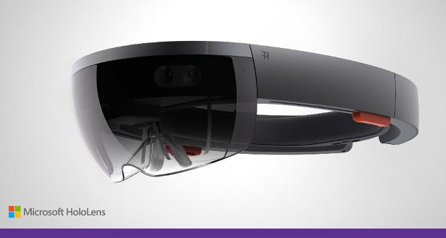 Photo of HoloLens, los lentes holográficos de Microsoft