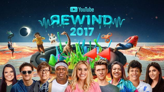 Photo of YouTube Rewind 2017: El resumen del año en video #YouTubeRewind